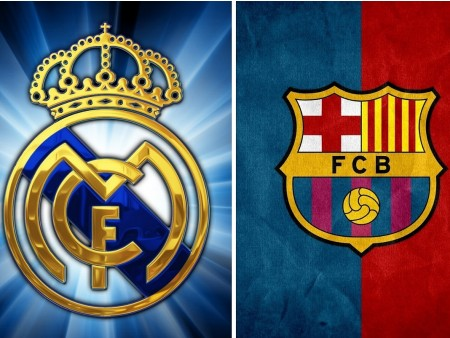 REAL MADRID CF : FC BARCELONA