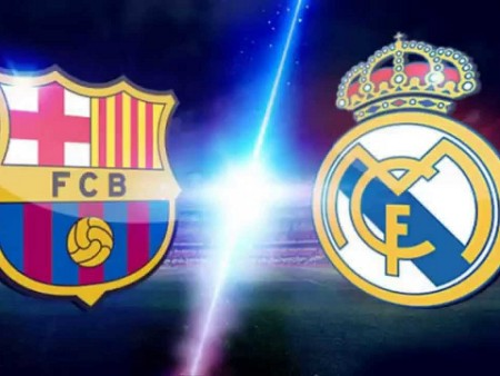 FC BARCELONA : REAL MADRID CF